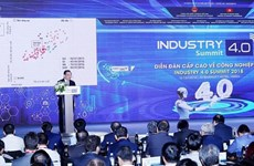 Vietnam Industry 4.0 Summit 2019 to run in early October
