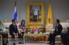 Front delegation visits Thailand