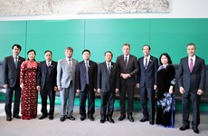 NA Vice Chairman pays working visit to Germany