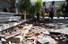 Indonesia installs nearly 400 earthquake early-detecting sensors