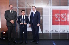 SSI wins Asiamoney Best Southeast Asia Securities House Awards