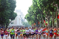 Ha Noi Moi Newspaper – Run for Peace to take place in capital city