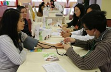 Event promotes community health among Vietnamese expats in Czech Republic