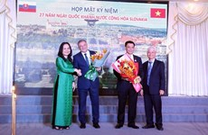 Friendship union works to strengthen HCM City's ties with Slovakia