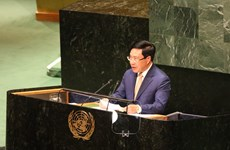 Vietnam calls for increasing vitality of multilateralism