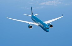Vietnam Airlines adjusts flight schedules due to storm Mitag