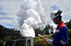 World Bank supports Indonesia's geothermal energy development