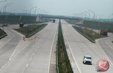 Highways hasten urbanisation speed on Indonesia's Java island