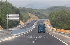 Bac Giang – Lang Son highway opens to traffic