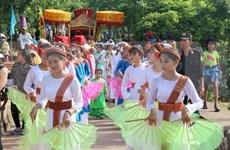 Binh Thuan's Cham community celebrates Kate festival