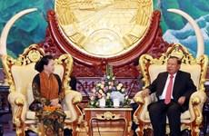 NA leader concludes Laos visit