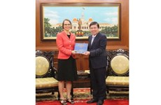 HCM City, Germany look to boost multifaceted cooperation