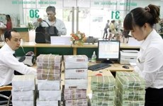 Vietnam's credit growth expands 8.4 percent