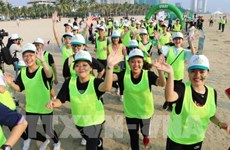 Da Nang marathon calls for efforts to protect children from sexual abuse