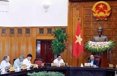 13th Party Congress' socio-economic sub-committee convenes meeting