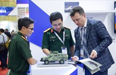 Defence & Security exhibition showcases latest technologies