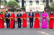 Exhibition gives insight into changes in Hanoi's administrative boundary