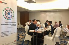 Italian firms hope to partner with Vietnam in agricultural production