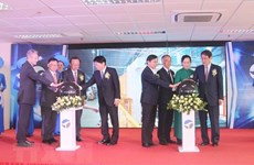 Japan's Oji Group opens fifth factory in Vietnam