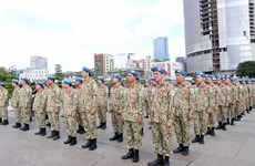 Vietnam, Cambodia share experience in UN peacekeeping