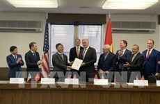 Vietnam, US establish comprehensive energy cooperation partnership