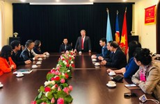 Vietnam's administration academy enhances cooperation with Ukrainian partners