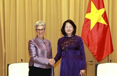 Vietnam values strategic partnership with Australia: Vice President