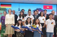HCM City wants to promote cooperation with German localities