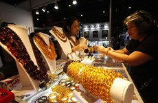 Thailand's gem and jewellery exports rise sharply