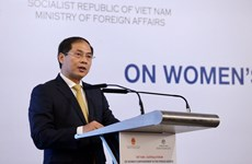 Joint statement of forum on women's empowerment in foreign service