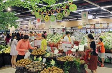 Vietnam's retail sales rise on strong consumer demand