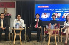 SMEs fail to make use of plentiful assistance in HCM City