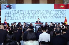 RoK's National Foundation Day marked in HCM City