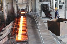 Leading steelmaker Hoa Phat posts 32-percent rise in steel export volume
