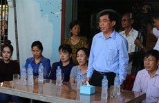 Aid offered to flood-hit overseas Vietnamese in Cambodia