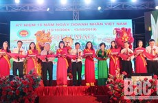 Bac Giang event to foster tourism, business activities
