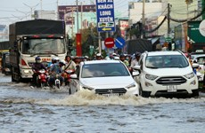 Southern region suffers from flooding, tidal surges