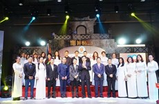 Vietnamese cultural, art association in Czech Republic holds third congress
