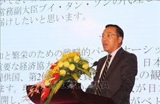 Central Highlands localities, Japan boost collaboration