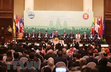 15th ASEAN ministerial meeting on environment opens in Cambodia