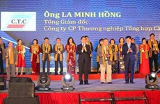 Entrepreneurs, businesses win awards in Mekong Delta