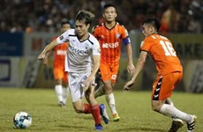 Eight Vietnamese football clubs eligible to join AFC tournaments