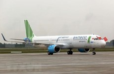 Bamboo Airways most punctual in nine months