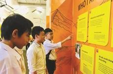 Hanoi exhibition shares orphans' dreams
