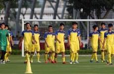 Vietnam leave for U19 Bangkok Cup
