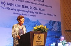 Vietnam, Norway share experience in marine farming development