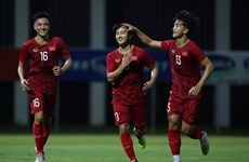 Park Hang-seo selects 23 players for U23 squad against UAE