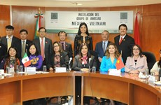 Mexico's lower house sets up friendship parliamentary group with VN