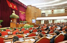 Fourth working day of Party Central Committee's 11th session