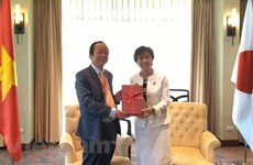 Vietnam calls for Japanese support in waste treatment